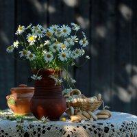 В  саду :: Наталья Казанцева
