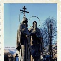 Святые Кирилл и Мефодий. :: Anatol Livtsov