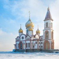 Храм Новомученников и Исповедников Российских :: Татьяна Афанасьева