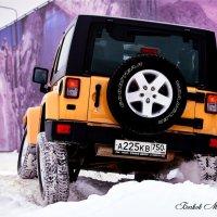 Jeep Wrangler :: Максим Бочков