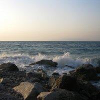 Греция. Закат на Родосе. :: Лариса (Phinikia) Двойникова