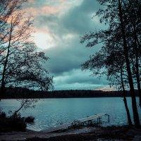 Белое озеро :: Анастасия Кучерявая