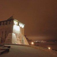 ночной кремль :: Наталья Сазонова