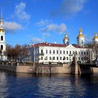 Никольский собор. Петербург :: Наталья
