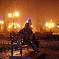 в тумане скрылась милая Одесса :: Александр Корчемный