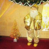 Дед Мороз в домашних тапочках :: татьяна