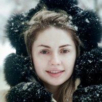 Снегурочка обычная ..зимняя :: Albina