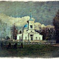 Храм Покрова Пресвятой Богородицы :: Андрей Головкин