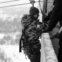 На грани :: Дмитрий Арсеньев