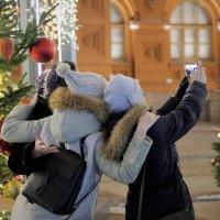 Новогоднее селфи :: Оксана Пучкова