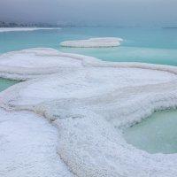 Узоры Мёртвого моря :: Валерий Цингауз