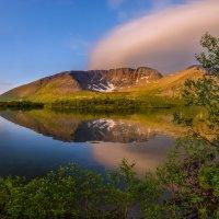 Озеро Большой Вудъявр. :: Фёдор. Лашков