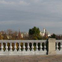 Московские зарисовки :: Grey Bishop