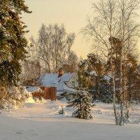Зимний вечер 2 :: Виталий