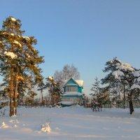 Зимний вечер 5 :: Виталий