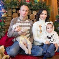 Новый год - это Счастливое детство! ) :: Райская птица Бородина