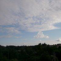 Интересные облака :: Svetlana Lyaxovich