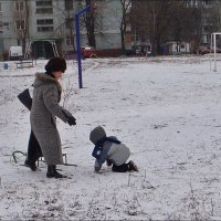 Упал? Дело житейское!:)) :: Нина Корешкова