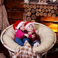 Вот такие Деды Морозы :) :: Светлана Белкина