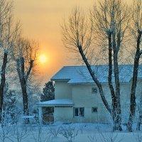 Солнце на весну - зима на мороз :: Екатерина Торганская