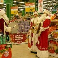 Трио в магазине! :: Вера Щукина