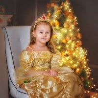 Золотая принцесска! :: Ольга Егорова