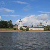 Кремль В.Новгорода :: Максим Ершов