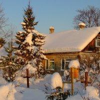 Зимний вечер 7 :: Виталий
