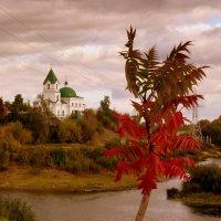 осенний пейзаж :: Александр Прокудин