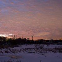 Ранний закат в декабре :: Олег Пученков