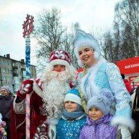 Новогодний праздник :: Валентин Кузьмин