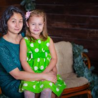 Новогодние портреты! :: Ольга Егорова