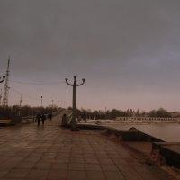 Мост и река :: Татьяна