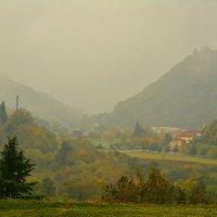 Осенние туманы :: Николай Танаев