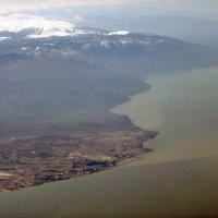 Адлер. Вынос реки Мзымта в Чёрное море. :: Alexey YakovLev