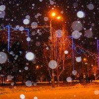 Снег идёт! :: Ирина Антоновна