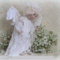 Ангел мой... :: marina-rosinka2