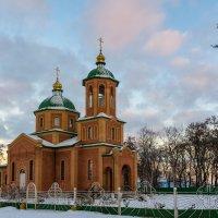 Свято-Николаевский храм в с.Нехвороща. :: Владимир M
