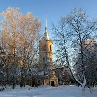 Храм пророка Иоанна Предтечи в Рощенье :: irina