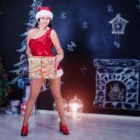 ...и снова снегурочка!) :: Ольга Егорова