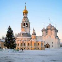 Вологодский кремль и Софийский собор :: Виктор Заморков