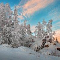 Зимняя зарисовка :: vladimir Bormotov