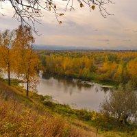 Осенние зарисовки в Лихушино... :: Вадим Телегин