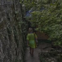 Георгиевский монастырь,яшмовый пляж,900 ступенек)) :: Роза Бара