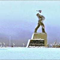 Синий заповедник - город Североморск :: Кай-8 (Ярослав) Забелин