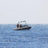 Отдых на море, Крым. Морская прогулка-22. :: Руслан Грицунь