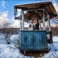 Волшебная зима :: Алексей Латыш