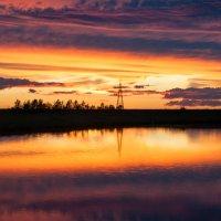 Беломорский закат :: Яна Старковская