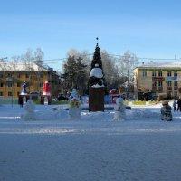 Снежный городок :: Дмитрий Арсеньев