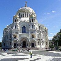Ставропигиальный Никольский Морской собор  в городе-крепости Кронштадт :: Лара ***